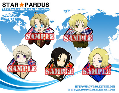 APH-Keychains Set#2