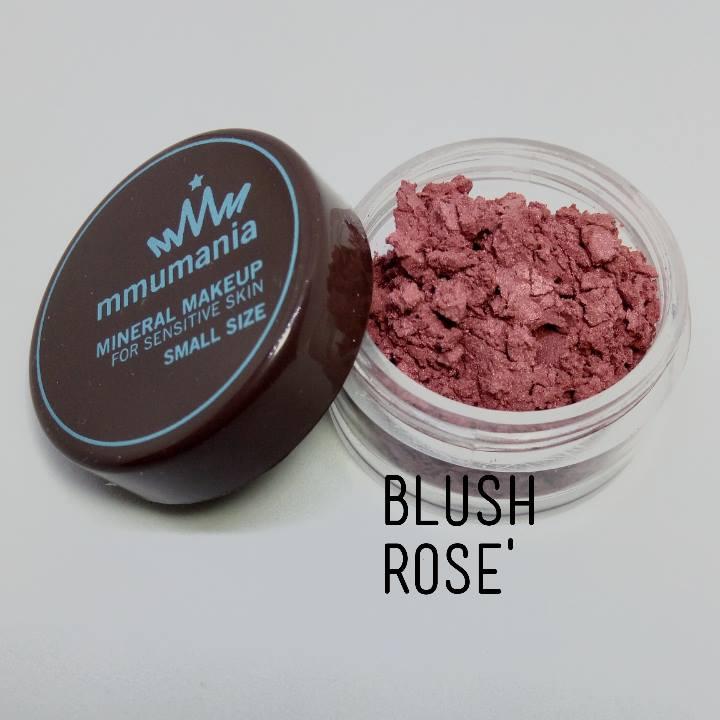ขนาดใหญ่ MMUMANIA Premium Blush สี Rose'