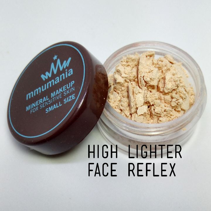 ขนาดใหญ่ MMUMANIA Mineral Makeup Face Reflex