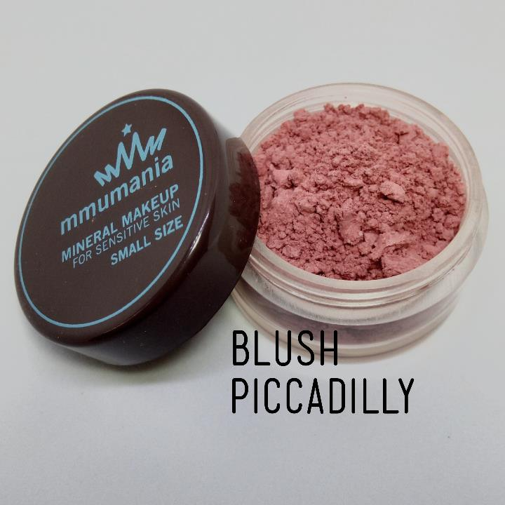 ขนาดใหญ่ MMUMANIA Exclusive Blush : Clear Matte PICCADILLY