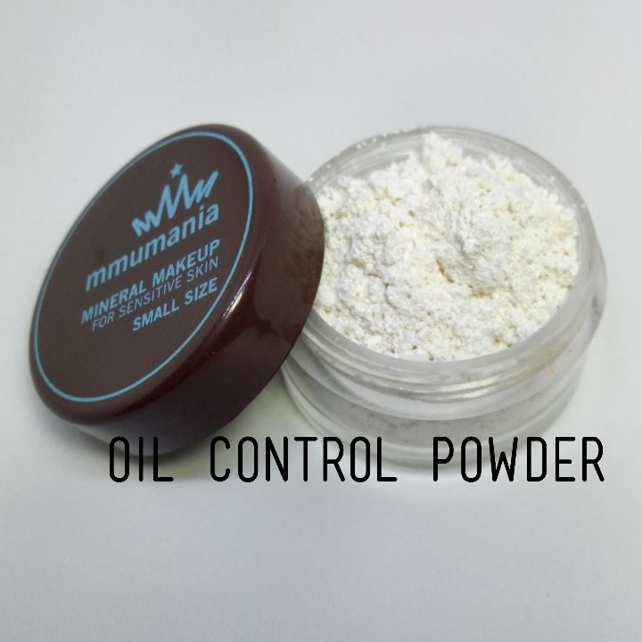 ขนาดจัดชุด MMUMANIA Oil Control Powder : T-Matte