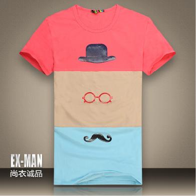 เสื้อผ้าผู้ชาย | เสื้อยืดผู้ชาย เสื้อยืดแฟชั่น เสื้อแขนสั้น แฟชั่นเกาหลี