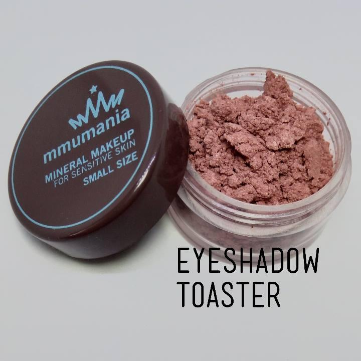 ขนาดเล็ก MMUMANIA Photogenic Eyeshadow อายแชโดว์สี Toaster