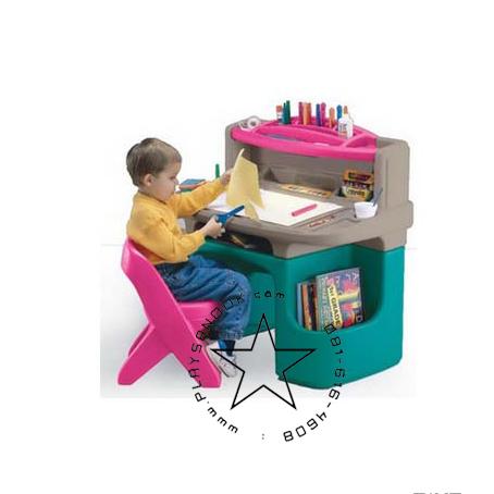 2SPT-1199L โต๊ะเรียนสุขสันต์