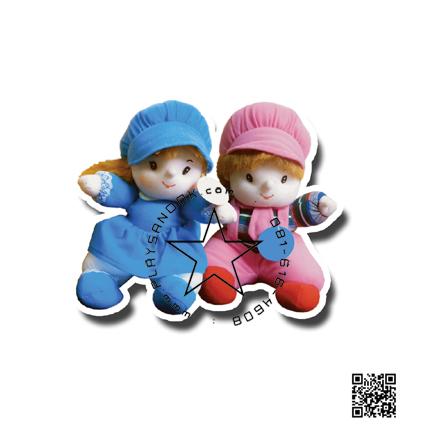 TY-5036 ตุ๊กตาบับเบิ้ล ราคา/ตัว