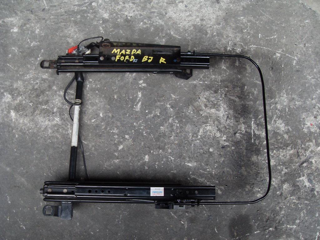 รางเบาะRecaro Uนอก ใส่ Recaro หลังกระดองได้ ข้างขวา ใส่รถMazda BJ Protege มาสด้า โปรเตเจ้ บีเจ Ford KN KQ Laser มี3รู ปรับระดับได้ 3 ระดับ รางเบาะเรคาโร่ เรคคาโร่ รางเบาะMazda BJ Protege รางเบาะแต่ง รางเบาะซิ่ง