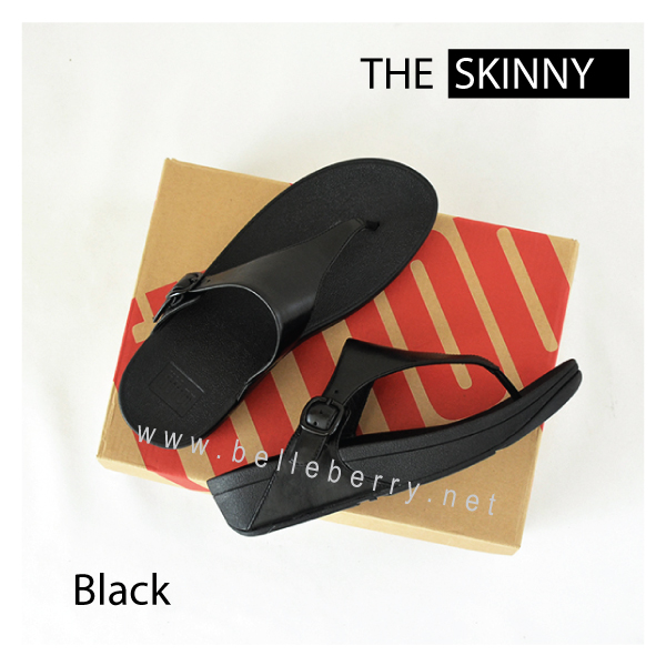 FitFlop The Skinny : All Black : Size US 9 / EU 41