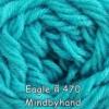 ไหมพรม Eagle กลุ่มใหญ่ สีพื้น รหัสสี 470