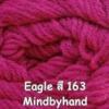 ไหมพรม Eagle กลุ่มใหญ่ สีพื้น รหัสสี 163