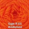 ไหมพรม Eagle กลุ่มใหญ่ สีพื้น รหัสสี 231