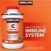 Vitamin C 1000mg+Rose Hip 500 เม็ด500วัน เสริมภูมิคุ้มกัน/ต้านหวัด/เพิ่มคอลลาเจน/ผิวขาวสวย (สินค้าขายดี) exp.03/2022