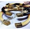 กำไลขนหางช้าง จับเงิน 92.5ถมทองลงยา หน้า 6 min.