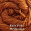 ไหมพรม Eagle กลุ่มใหญ่ สีพื้น รหัสสี 680