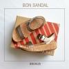 * NEW * FitFlop BON SANDAL : Bronze : Size US 6 / EU 37