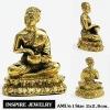 Inspire Jewelry บูชาพระสีวลีปางจกบาตร พระสีวลีปางอุ้มบาตร เชื่อกันว่าบูชาแล้วจะได้รับโชคลาภสักการะอันอุดม หล่อทองเหลือง ขนาด 2x2.8cm. ทุกเทศกาล ปีใหม่ วันเกิด ของขวัญ ของฝาก วาเลนไทน์ แสดงความยินดี ห้องทำงาน ค้าขาย