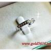แหวนเพชร white gold plated