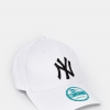(พรีออเดอร์) New Era 9Forty New York Yankees Cap Optic White/ Balck
