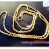 สร้อยคอทอง gold plated 2microns