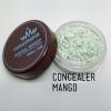 ขนาดเล็ก MMUMANIA mineral makeup CONCEALER มิเนอรัล คอนซีลเลอร์ มะม่วง สีเขียว