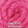 ไหมพรม Eagle กลุ่มใหญ่ สีพื้น รหัสสี 132