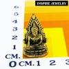 Inspire Jewelry Product of BUDDHA THAI AMULET (phut-ta-chin-na-raj)พระพุทธชินราช สิ่งศักดิ์สิทธิ์คู่เมืองสองแคว