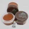 MMUMANIA Pot Rouge สี Fox ลิปสติกเนื้อแมท สีส้มอมน้ำตาล