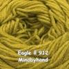 ไหมพรม Eagle กลุ่มใหญ่ สีพื้น รหัสสี 912