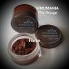 MMUMANIA Pot Rouge สี Flame ลิปสติกเนื้อแมท สีแดงอมน้ำตาล