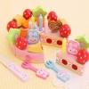 ชุดเค้กกระต่าย 2014 - ชมพู(Usamomo Cake 2014 - Pink) ของ Mother Garden สินค้าแบรนด์ดังจากญี่ปุ่น