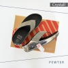 FitFlop : CRYSTALL : Pewter : Size US 5 / EU 36