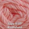 ไหมพรม Eagle กลุ่มใหญ่ สีพื้น รหัสสี 110