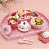 ชุดเซ็ตอาหารญี่ปุ่น ของ Mother Garden สินค้าแบรนด์ดังจากญี่ปุ่น (Mother Garden Japanese Bento Set)
