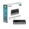 """S/W Gigabit 10/100/1000 HUB 8 port """"D-LINK"""" (DGS-1008A)"""