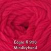 ไหมพรม Eagle กลุ่มใหญ่ สีพื้น รหัสสี 908