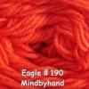 ไหมพรม Eagle กลุ่มใหญ่ สีพื้น รหัสสี 190