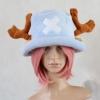 หมวกช๊อปเปอร์ One Piece สีฟ้า