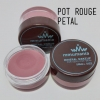 Limited หมดแล้วหมดเลย MMUMANIA Pot Rouge : สี Petal ลิปสติกเนื้อแมท สีชมพูอ่อน ติดทนนาน