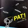 หนังสือ O-Plus พี่โอ๋ คอร์ส PAT 1 Part 2 เล่ม 1 พร้อมเฉลย ปี 2557