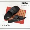 * NEW * FitFlop : BANDO : Black : Size US 8 / EU 41