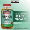 Wild Alaskan Fish Oil 1400mg 230 เม็ด รวมสารพัดOmegaถึง8ตัว สูงถึง1050mg ดูแลหัวใจ,ลดไขมันในเลือดครบ (สินค้าแนะนำ exp.11/2019 ) หมด.มาสิ้นเดือน