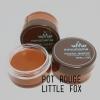 MMUMANIA Pot Rouge สี Little Fox ลิปสติกเนื้อแมท สีส้มอมน้ำตาล (ออกน้ำตาลน้อยกว่า Fox)