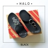 * NEW * FitFlop : HALO : Black : Size US 7 / EU 38