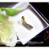 จี้เพชร gold plated 1microns/white gold plated