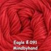 ไหมพรม Eagle กลุ่มใหญ่ สีพื้น รหัสสี 091