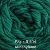 ไหมพรม Eagle 25 กรัม สีพื้น รหัสสี 404
