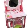 ชุดโต๊ะเครื่องแป้งสตรอเบอรี่ รุ่น Cutie Princess ของ Mother Garden สินค้าแบรนด์ดังจากญี่ปุ่น - สีชมพู (Mother Garden - Cutie Princess Pink Dresser)