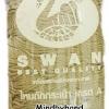 เชือกร่มดิ้นทอง ตราหงส์ สวอน (ตราหงส์) 339 สีเตยอ่อน
