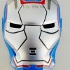 หน้ากากไอรอนแพทติออท มีไฟ มีเสียง ( IRON PETIOT)