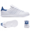 PRE ORDER Adidas Stan Smith Whit/Blue Trainers
