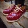 รองเท้าผู้ชาย | รองเท้าแฟชั่นชาย Red Boat Shoes หนังชามัวร์ (หนังลูกวัวแท้)